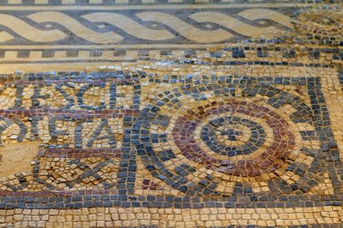 Mosaico|María Antonieta García