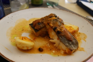 Festival Picurt, Restaurante Arbeletxe|María Antonieta García