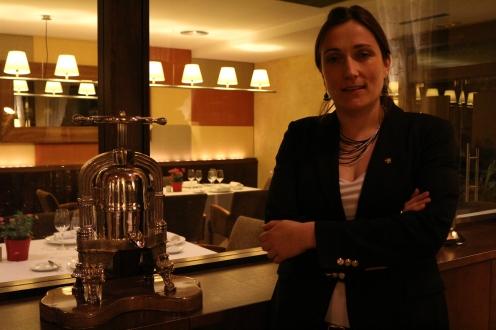Festival Picurt, Restaurante Tapies|María Antonieta García