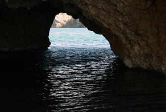 Vistas desde el catamarán | María Antonieta García