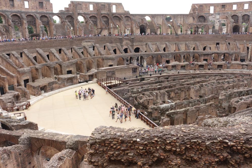 El Coliseo de Roma | María Antonieta García R.