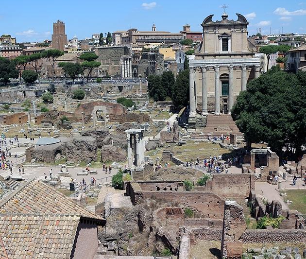 Roma, Italia | María Antonieta García R.