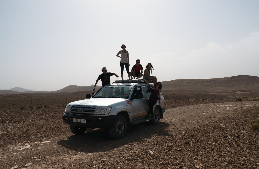6 Veletas en Marruecos | Mustapha Azroual